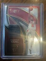 2019-20 Panini Select THADDEUS YOUNG Game-Used JERSEY RELIC Bulls