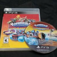 Skylanders SuperChargers Super Chargers Racing Activision PS3 Playstation 3