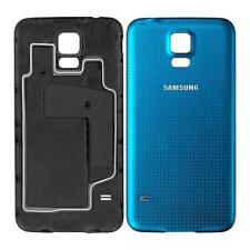 Electric Blue Original Battery Cover For Samsung Galaxy S5 G900F i9600