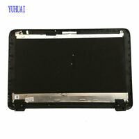 New  Top Cover For HP 	TPN-C125 ​TPN-C126 HQ-TRE RTL8723BE  black LCD Back Cover