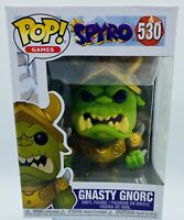 Funko Pop Games Spyro Gnasty Gnorc #530 Vinyl Figure