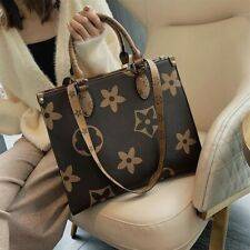 She's Ready To Go Tote Bag (Dark Brown)