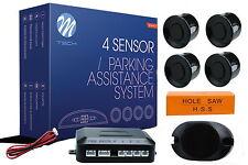 Kit 4 Sensori di Parcheggio Parking Assistance System diametro 21,5 mm 12V DC 4W