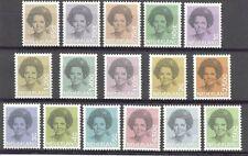 Nederland NVPH 1237-52 Serie Beatrix 1981-1990 Postfris