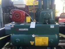 Fs Curtis Ca13-H 13Hp 30Gal 2 Stage Air Compressor W/13Hp Electric Start Honda!