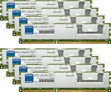 32GB (8x4GB) DDR3 1066MHz 240-pin ECC REG Mac Pro (2009-Mid metà 2010-mid 2012)