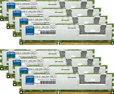 32gb (8x4gb) DDR3 1066mhz 240-pin ECC Reg MAC PRO (2009-mid 2010-mid 2012) Ram