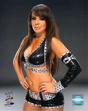 WWE PHOTO LAYLA 8x10 WRESTLING PROMO SMACKDOWN RAW