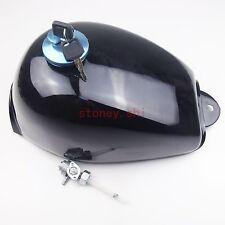 Black Fuel Tank Gas Fuel Tank Honda Monkey Z50 Mini Trail Bike Z50A Z50J Z50R
