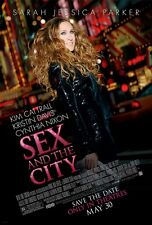 Sex and the City movie poster  (b) 11 x 17 inches Sarah Jesica Parker poster