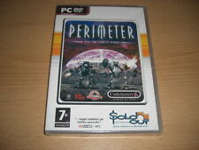 PERIMETER Pc DVD Rom SO - NEW & SEALED - FAST DELIVERY