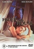 Hider In The House DVD 1989 Gary Busey / Mimi Rogers Rare Thriller Movie - AUST
