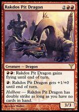 Drago di Fossa Rakdos - Pit Dragon MTG MAGIC DIS Dissension Eng EXC