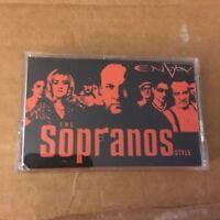 RARE! DJ ENVY Sopranos Style QUEENS NYC 90s Hip Hop Cassette Mixtape Rap Tape