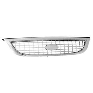 FO1200392 NEW Grille Fits 2001-2003 Ford Windstar