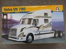 ITALERI 3818 - VOLVO VN 780 TRUCK - VERY RARE 1/24 KIT