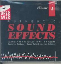VARIOUS ARTISTS - AUTHENTIC SOUND EFFECTS, VOL. 1 USED - VERY GOOD CD