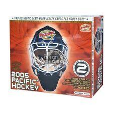 2004-05 Pacific Hockey Hobby Box