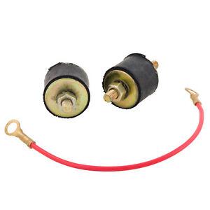 Montagekit für Kraftstoffpumpe, elektrische Benzinpumpe, Vergaser, Rallye Racing
