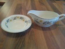 Portland Pottery Cobride Bowl/Jug Staffordshire 9/1958