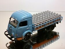 NOREV RENAULT TRUCK 2.5 TONNES GALION LAITIER - BLUE 1:43 - VERY GOOD CONDITION