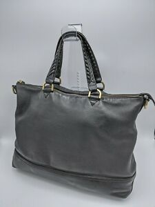 Mulberry Effie Tote Handbag in Black Leather