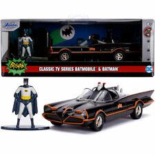 Jada Hollywood Rides 1966 Batman Classic Batmobile Diecast Model Car