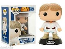 Star Wars Luke Skywalker Tatooine Pop! Funko Vinyl Figure n° 49 NOT MINT
