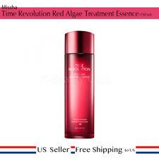 Missha Time Revolution Red Algae Treatment Essence 150ml Antioxidant Serum USA