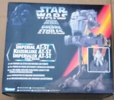 Star Wars Hasbro POTF Kenner IMPERIAL AT-ST SCOUT WALKER Vehcile Complete w/Box