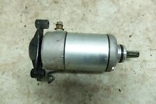 15 Hyosung GT650 GT 650 R Comet starter motor and mount bracket