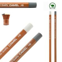 Rare CAMEL PENCIL COMPANY - HB - Pack of 6 - MADE IN JAPAN