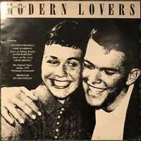 proto punk rock LP THE ORIGINAL MODERN LOVERS 1981 BOMP Richman Harrison Heads
