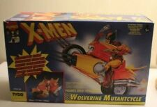 1994 - VINTAGE - Xmen Vehicle Set Wolverine Mutant Cycle ⭐️BOXED & MINT⭐️