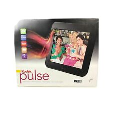 "Kodak Pulse 7 inch Digital Photo Frame Wifi Touchscreen 7"" 639 Brand New"