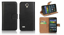Unbranded/Generic Plain Leather Mobile Phone Cases, Covers & Skins for Huawei
