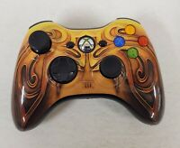 Official Xbox 360 Wireless Controller - Fable 3 III - Limited Edition Work Great