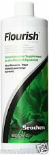 Seachem Flourish 500 ml-Comprehensive plant supplement -Provides micro elements