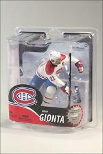 MCFARLANE NHL 30 BRIAN GIONTA WHITE MONTREAL CANADIENS REGULAR JERSEY
