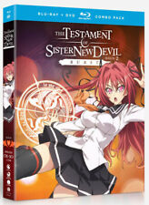 The Testament of Sister New Devil BURST Season 2 + OVA Blu-ray/DVD