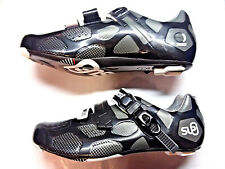 Suplest Supzero Streetracing Carbon Cycling Shoes Size 45 Super Light Weight NIB