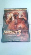 """DVD """"TORRENTE 3 EL PROTECTOR"""" PRECINTADA EDICION ESPECIAL 2DVD SANTIAGO SEGURA"""