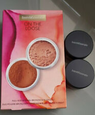BARE MINERALS On The Loose BRONZER AND BLUSH BOXED SET NEW