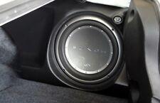 "Q-Logic Custom Subwoofer Box Ford MUSTANG 2005-2014 Unloaded 12"" Enclosure"