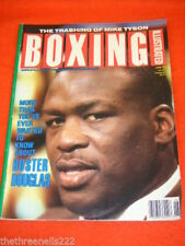 June Boxing Monthly Sports Magazines in English