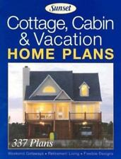 Cottage, Cabin & Vacation Home Plans, , Good Condition, Book