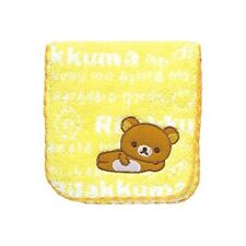 San-X Rilakkuma Pocket Towel (Yellow) CM51901