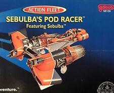 Star Wars Action Fleet Micro Machines Sebulba's Pod Racer Tatooine Ep 1 A7