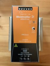WEIDMULLER 1469490000 PRO ECO 240W 24V 10A Low Cost Switch Mode Power Supply DIN