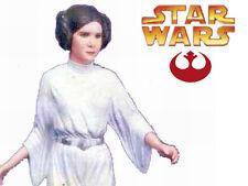 SCI-FI Movie Star Wars Princess Leia Organa 1/8 Figure Vinyl Model Kit